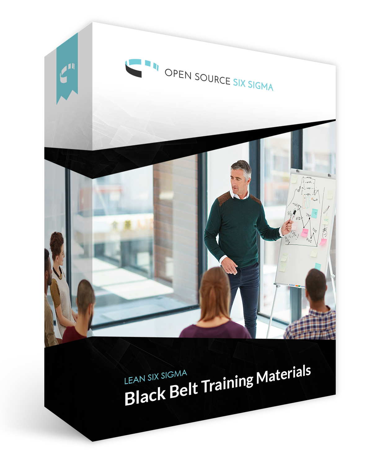 Open source six sigma belt training materials and for Six sigma black belt certificate template